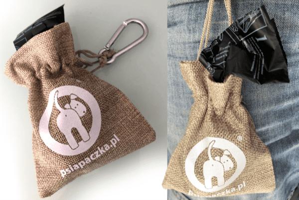 ekologiczne woreczki na psie odchody